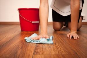 Уборка пыли в труднодоступных местах