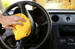 Как бороться с пылью в авто