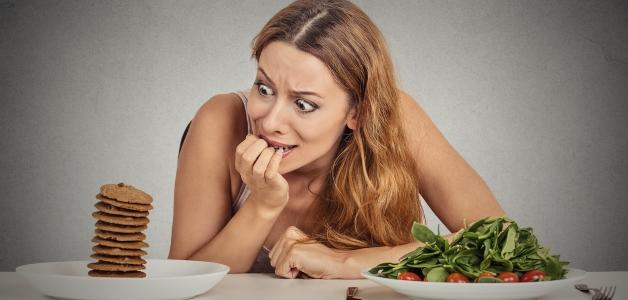 произошел срыв на диете