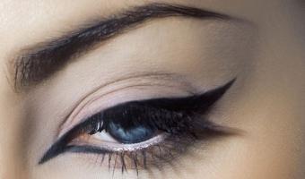Как правильно нарисовать стрелки на глазах