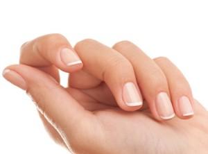 стрижка ногтей