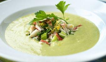 Суп из авокадо – 4 быстрых рецепта