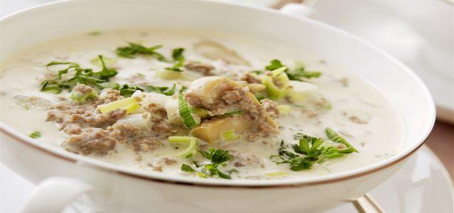 суп из одуванчиков рецепт