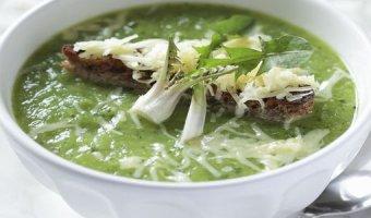 Суп из одуванчиков – простые рецепты