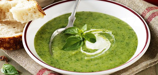 Суп из шпината - рецепты на каждый день