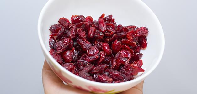 Польза и вред сушеной вишни