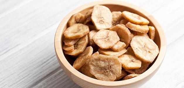 Полезные свойства сушеных бананов