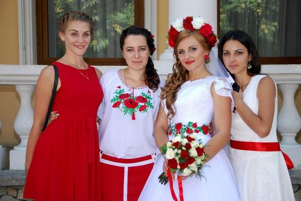 Свадьба в стиле русском народном фото