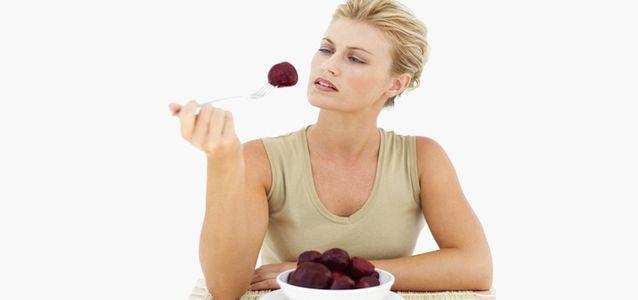 свекольно-кефирная диета