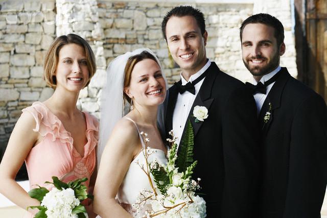 Может ли быть свидетелем на свадьбе женатый человек