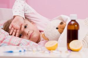 Симптомы свиного гриппа у ребенка
