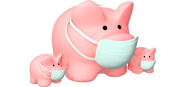 У ребенка сильный насморк и кашель что делать