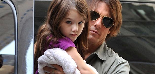 Том Круз считает, что в теле его дочери живёт демон