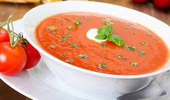 Томатный суп – 3 рецепта нежного блюда
