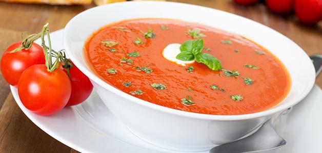 Томатный суп - рецепты нежного супа из томатов