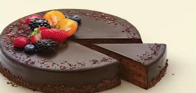 Рецепт пражского торта з фото