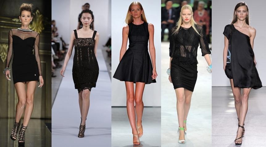 Выбираем платья на Новый год