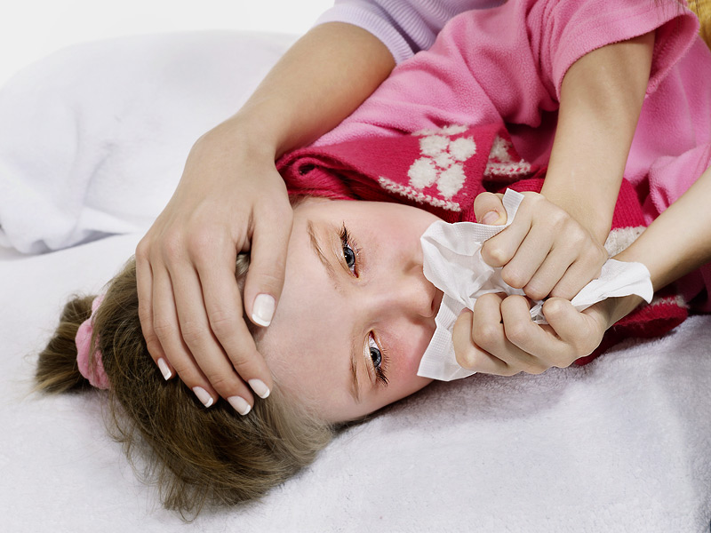 Туберкулез у детей симптомы