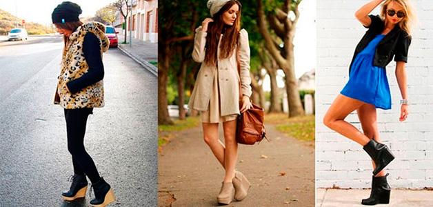 Туфли на платформе - удобство и мода в одном флаконе