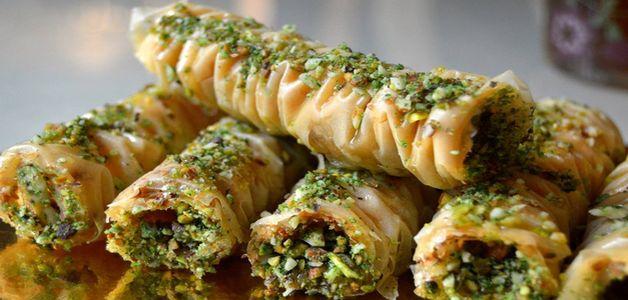 турецкая пахлава классический рецепт