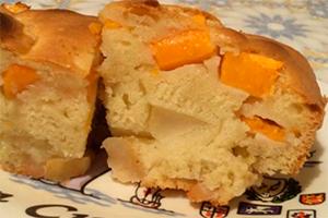 Тыква пирожки