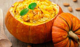 Рецепты из тыквы – готовим аппетитные блюда