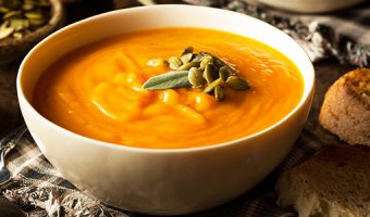 Тыквенный суп – 5 рецептов нежного обеда