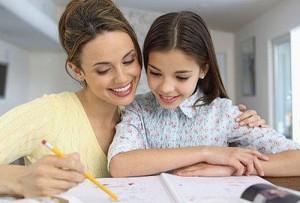 как делать с ребенком уроки