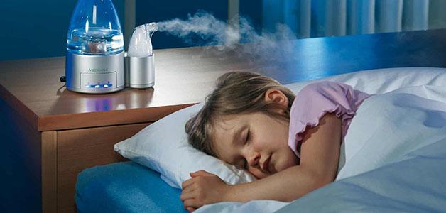 Польза увлажнителя воздуха для детей