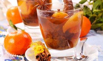 Узвар – рецепт напитка из сухофруктов