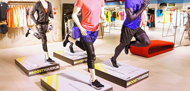 В Podium Market открыли pop-up-store от Adidas