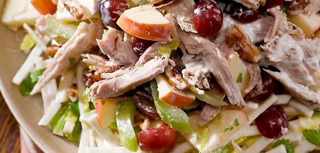 Вальдорфский салат классический