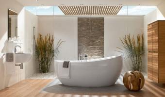 Обустройство ванной по фен-шуй