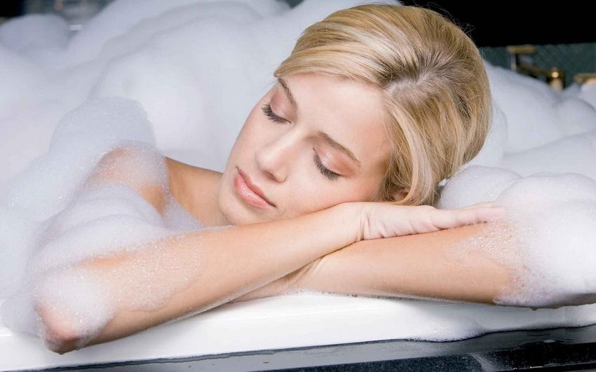 Очищение организма ваннами