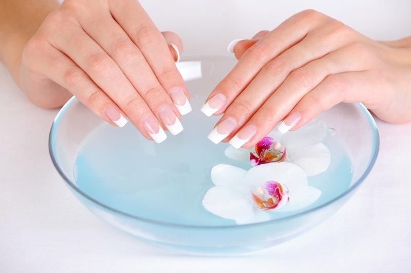 Солевые ванночки для ногтей в домашних условиях. Почему именно соль?