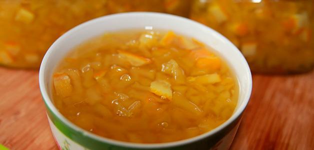 Варенье из кабачков - рецепты кабачкового варенья