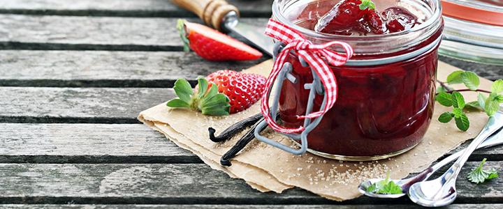 Клубничное варенье с целыми ягодами – 5 рецептов