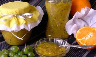 Варенье из крыжовника – рецепты царского варенья в домашних условиях