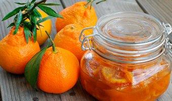 Варенье из мандаринов – рецепты десерта