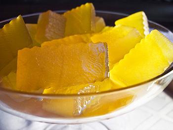 варенье из арбузных корок рецепт без лимонной кислотой