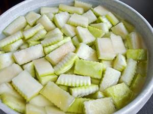 Рецепт варенья из арбузной корки