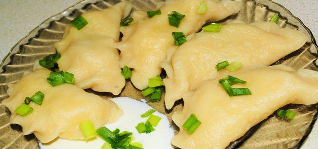 вареники с картошкой рецепт