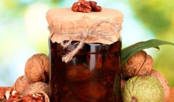 Полезные рецепты варенья из грецких орехов – 2 оригинальных рецепта