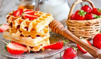Венские вафли – 4 рецепта для электровафельницы