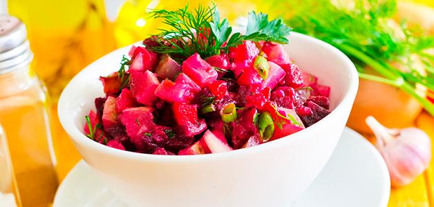 Винегрет - простые рецепты полезного салата
