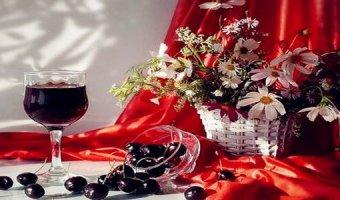 Вино из черешни – рецепты ягодного напитка