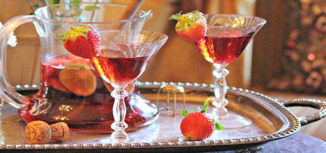вино из клубники простой рецепт