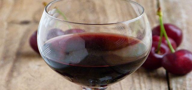 рецепт вина из вишни