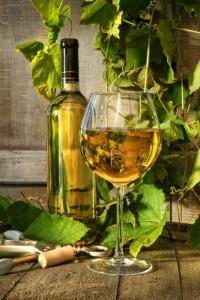 Состав белого вина