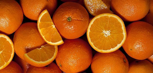 Витамин С в апельсинах